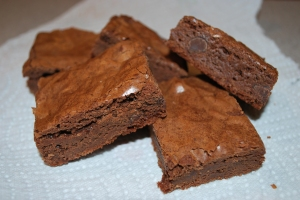 Fudge Brownies (FN)