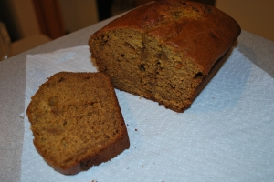 Pumpkin Bread (CL)