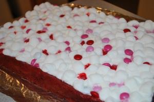 Red Velvet Marshmallow Bars1