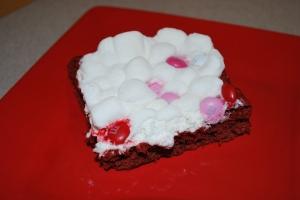 Red Velvet Marshmallow Bars2