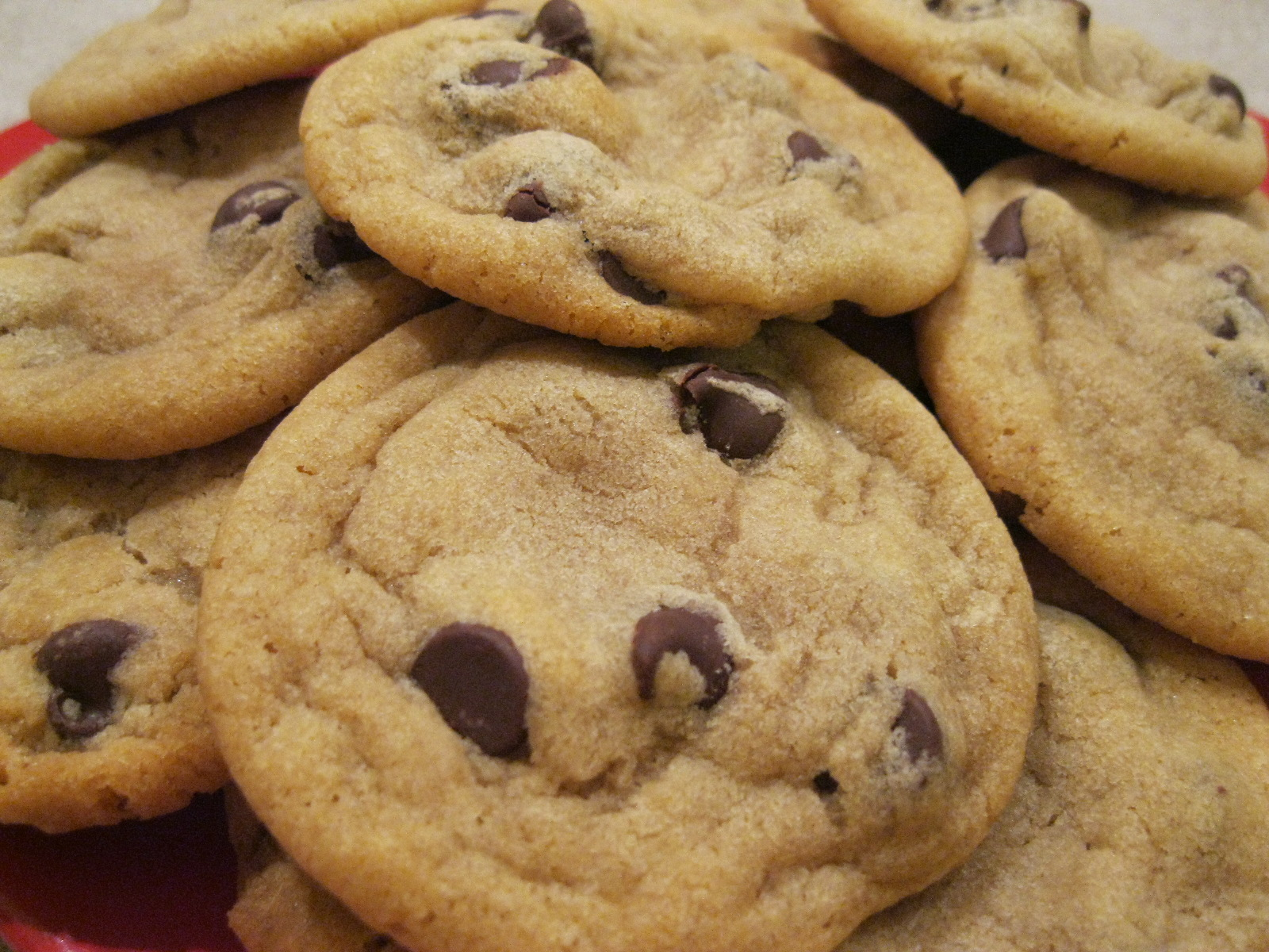 ... Recipe: Chewy Chocolate Chip Cookies – Take 1) | Oven Lovin' Runnin