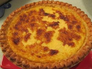 Buttermilk Pie1