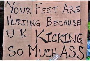 Kicking Ass