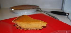 Pumpkin Pie - Cooks Illustrated