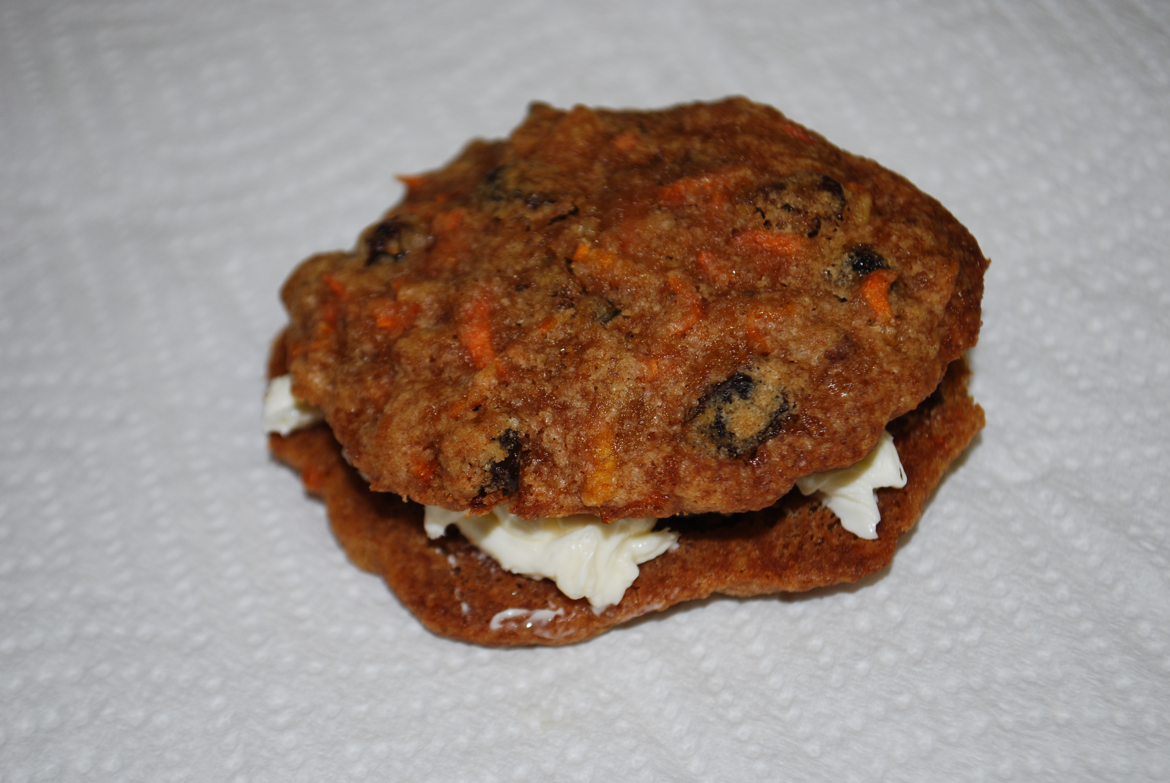 Inside-Out Carrot Cake Cookies Recipe — Dishmaps