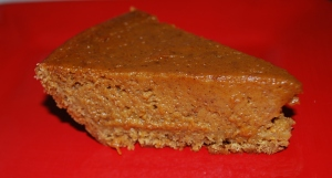 Pumpkin Pie with Whole Milk