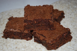 Chewy Brownies - CI
