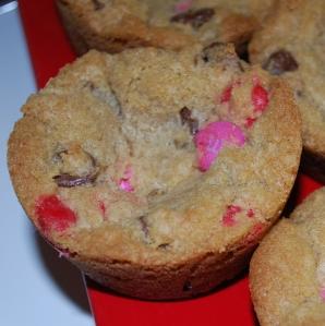 M&M Mini Muffin Cookies2
