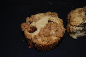 Graham Cracker Chocolate Chip Muffin