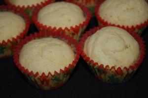 Sweet Butter Muffins