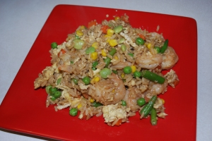 Shrimp Fried Rice - PD
