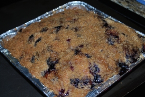 Blueberry Buckle - MBA