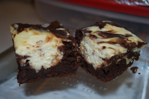 Cream Cheese Marbled Chocolate Brownies (already on blog)