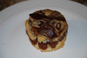 Chocolate Swirl Muffins