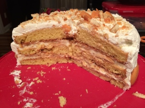 Banana Pudding Cake3
