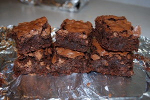 Fudgy Brownies - CL