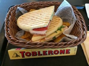 Airport Turkey Sandwich
