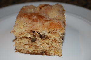 St. James Coffee Cake