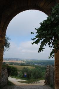 Views from Monteriggioni!