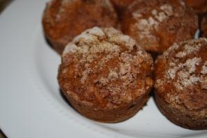 Pumpkin Muffins - Penzeys