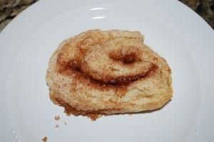 Cinnamon Swirl Scone