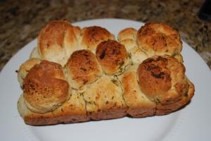 Garlic Bubble Loaf