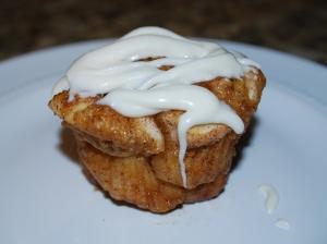 Monkey Bread Muffin