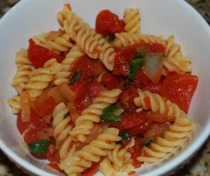 Sundried Tomato Sauce