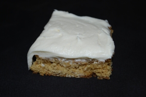 Oatmeal Cream Pie Bars