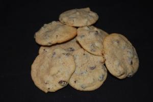 Chocolate Chip Sweetened Condensed Milk Cookies