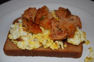 Baked Chicken Meatballs2